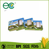 Het Biologisch afbreekbare Composteerbare Beschikbare Plastic Bestek CPLA van 100%