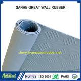 Non-Toxic/ Non- odeur diélectrique feuille de caoutchouc antiglisse étage avec certificat de l'UE