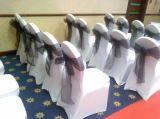 Copertura della sedia dello Spandex & telaio, copertura della sedia di Lycra dello Spandex di colore