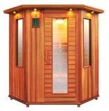 Weites Infrarot-Sauna