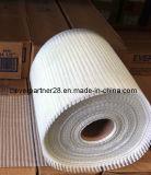 Texturized ткань сетки стеклоткани для установки камня/мозаики/гранита, 4X5mm, 80g, 0.3X400m/Roll