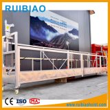 Piattaforma sospesa uso della costruzione (materiale di alluminio ZLP800 1000)