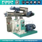 Máquina de alta tecnología de la granulación de la alimentación del pollo 1-30t/H (cerdo, caballo, conejo)