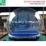 魅力的なデザインクリスマスの膨脹可能な雪の地球(BJ-C02)