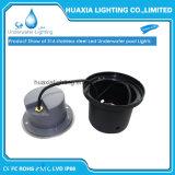 Lumière sous-marine de fontaine de piscine d'IP68 RVB DEL