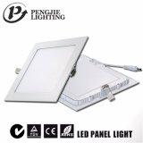 Comitato bianco di illuminazione 6W LED della lampada dell'interno LED di alta qualità