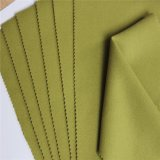 Pieza de punto de lana tejido teñido