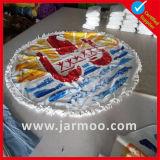 150X150cmのカスタム印刷の円形の綿タオル