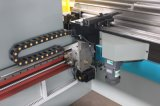 Placa de metal de hoja de prensa de doblado hidráulica máquina de doblado