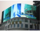 Módulo a todo color de la visualización de LED de la publicidad al aire libre P8