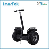 Cocos tous terrains électriques Escooter Gyropode Electrique du scooter 19inch Citi d'équilibre d'individu du véhicule SUV de Smartek 2000W pour Trorrinette extérieur Electrique
