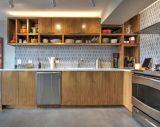 Gabinete de cozinha do armazenamento da suspensão de parede