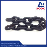Schwarze legierter Stahl-Link-Hochleistungskette der China-Fabrik-G80