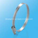 UL Certificate Stainless Steel British Type Hose Clamp