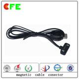 Изготовленный на заказ магнитные разъемы силы DC для электронных продуктов