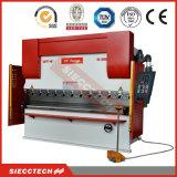 Hydraulisches CNC-kupfernes Blatt-verbiegende Maschine, Kinetik der Metall-CNC-Blatt-Presse-Bremsen-Wc67k-125t3200mm