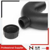 Plastikblockier-HDPE Druckdose-Abwasser-Rohrfitting mit Check-Loch
