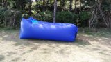 Bâti de sofa paresseux de polyester de qualité de sommeil extérieur gonflable d'air (N326)