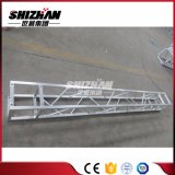 Shizhan 250*250mm小さい正方形アルミニウムボルトまたはねじトラス正方形の管