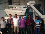 De multifunctionele Machine van de Sorteerder van de Kleur van Zaden CCD Optische van Stad Hefei