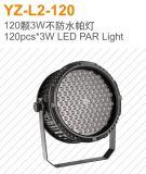 Luz de la IGUALDAD LED de la etapa 180W RGBW