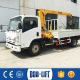 Mini grue mobile de camion à flèche télescopique Fournisseurs