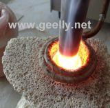 Одна фаза 7Квт/220V индуктивные высокотемпературной пайки Solding сварочного аппарата для небольших металлических деталей
