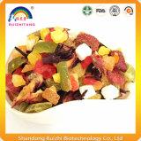 乾燥された花およびフルーツが付いているブレンドの味のフルーツの茶