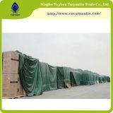 Remolque Caja de la cubierta de PVC cubierta de lona de tejido de Poliéster laminado