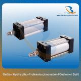 DNC40 Doppelt-verantwortlicher pneumatischer Zylinder der Serien-ISO6431
