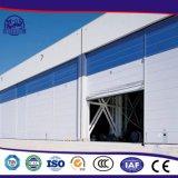 Anhebende Hangar-großtür für startenden Raum