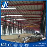 Edifício elevado da construção de aço da ascensão do projeto pré-fabricado claro
