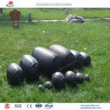 Rolha de tubo de borracha inflável testados com Derivação