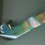La transferencia de calor Hot Stamping lámina holográfica de