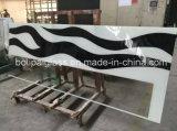 Изготовление прокатанного стекла безопасности печатание Silk-Screen сертификата Ce изготовленный на заказ