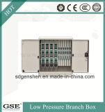 Fzx-03 im Freien wasserdichte Unterdruck-SMC Glasfaser verstärkter Polyester-Energien-Kabel-Verteilungs-Zweig-Kasten