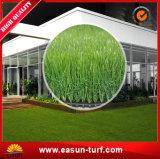 Трава ландшафта дешево 4 цветов синтетическая для сада