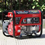 Bison (China) BS1800b 1kw 1kVA Ce aprobada fábrica OEM Cable de cobre de uso doméstico Generador Gasolina 2.6HP portátil