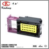 24의 Pin 여성 방수 기관자전차 ECU/Wiring 자동 연결관