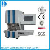Machine de test de éclatement de papier de force de pression d'étalage d'écran d'ASTM DEL