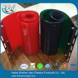 産業適用範囲が広い溶接のスムーズな耐久のプラスチックPVCスクリーンのストリップドア