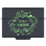 A fábrica vende por atacado a tabuleta eletrônica da escrita do estilo 20inch LCD das almofadas de memorando