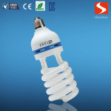 Espiral meia 85W lâmpadas economizadoras de energia, CFL lâmpada fluorescente compacta