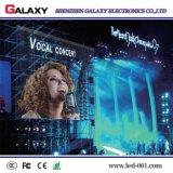 Visualización video superventas de P3.91/P7.81/P10.41transparent LED/pantalla/pared a todo color de interior/al aire libre para el alquiler, alquiler, acontecimiento, demostración