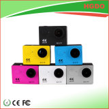 옥외를 위한 다채로운 매우 HD 4k 활동 사진기 WiFi