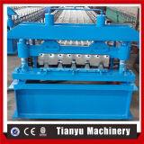 機械を形作る台形金属の屋根瓦シートロール