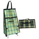 Горячий облегченный складной багаж тележки Traval мешка колеса вагонетки покупкы