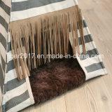 강아지 천막 애완 동물 야영지 천막 강아지 새끼 고양이 고양이를 위한 Foldable 개 침대 집