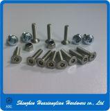 Vis à moteur antidérapante Ss304 Pin-in-Torx