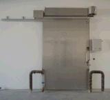 Portão Elétrico para Armazenamento Frio